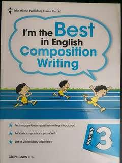 Primary 3 English Composition Book
