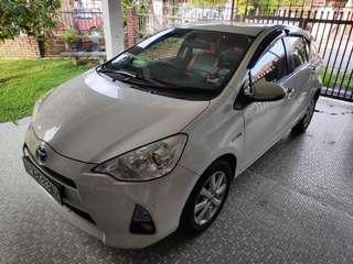 Toyota Prius C 2012 5000km ONLY Direct Owner