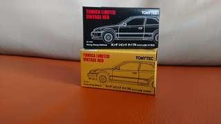 Tomica Civic Type R HK 版 一套