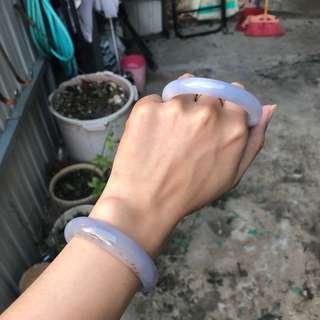 💙已售出 翡翠 茄子藍紫 貴妃