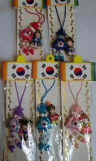 韓國娃娃吊飾