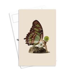 Vintage Postcard - Lonely Lovely