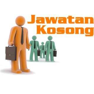 JAWATAN KOSONG