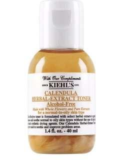 🚚 Brand New Kiehl's Calendula Herbal Extract Toner