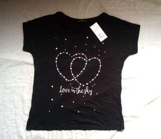 ✨SALE✨ Terranova Black T-shirt