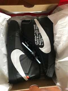 The 10: Nike Blazer Studio Mid x Off-White