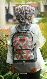 Gabag Radja Bima Diaper Bag and Cooler Bag