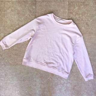 Pastel Pink Sweatshirt 💗