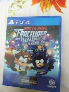 south park fracture but whole (+ free game stick of truth)