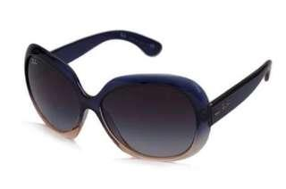 Rayban Jackie Ohh II (Blue-pink gradient)