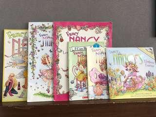 Fancy Nancy Book Bundle