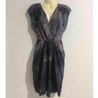 Portmans Silk Dress Size 12