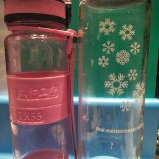 🚚 太和工房 妙廚師玻璃水壺 兩個一起賣100元
