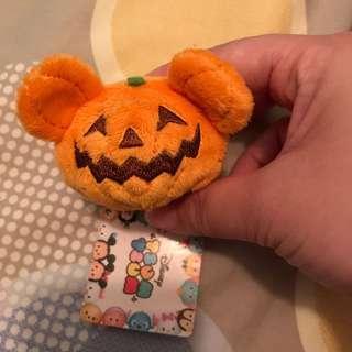 日本迪士尼2015年萬聖節南瓜米奇(罕)Japan Disney Store 2015 Rare Halloween Pumpkin Mickey