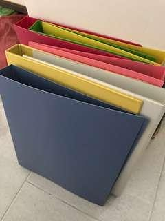 Bundle of Files - 6pcs