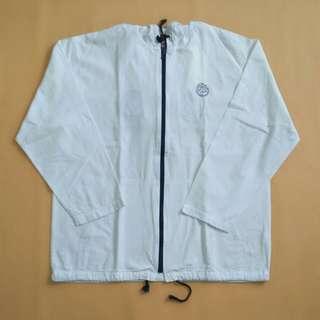 White Cotton Outer