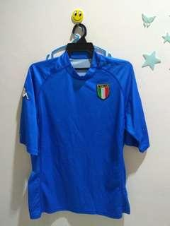 Italy kappa jersey size XXL not 250 not 200 not 100