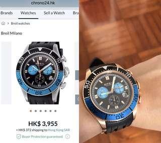 Breil watch 手錶
