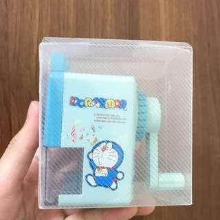 全新 哆啦A夢藍色削鉛筆機