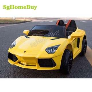 Instock - sales toy-car new yellow Lamborghini