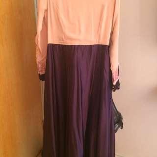 🚚 Zalia purple dress