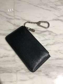 LV 水波紋零錢鑰匙包