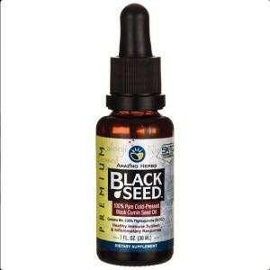 The black seed oil