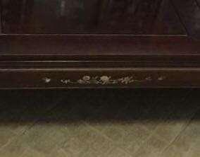 Sofa Chinese Antique (Rosewood)
