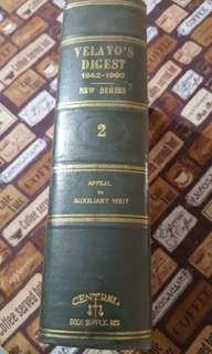 Velayo's Digest