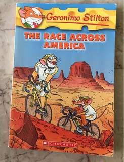 Geronimo Stilton The Race Across America #37