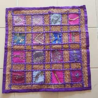 Used cushion cover