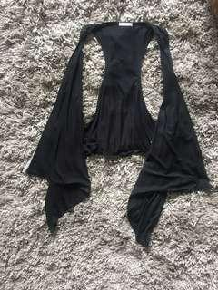 Black Outwear (Luaran)