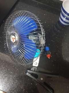 Vehicle Fan