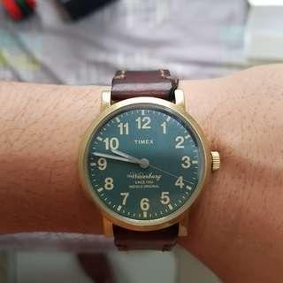 TIMEX The Waterbury Indiglo ORIGINAL