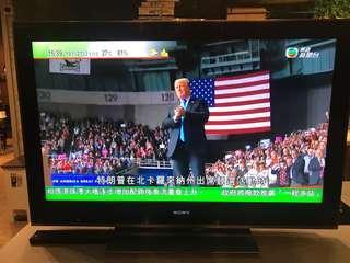 sony 40 tv 電視