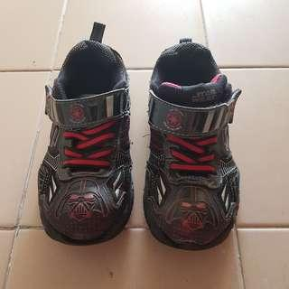 Used Children's Skechers Shoes (Star Wars)
