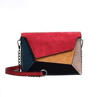 Colourful Mini Sling Bag