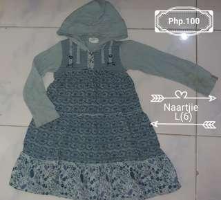 Dresses 0-6yrs old
