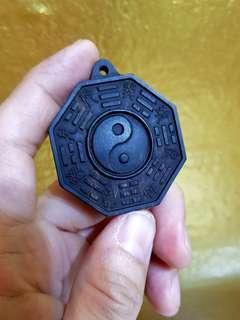 Amulet- Penewar hitam wood 黑金刚木王
