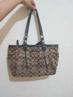 Tote Bag Coach Authentic