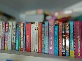 English Novels / Books CLEARANCE!!