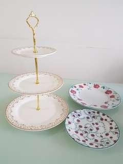 FANCY Party Plates!!