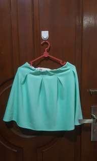 Color skirt