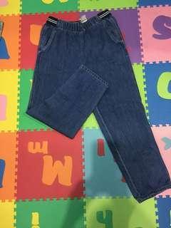 Wide leg jeans pull & bear ori 110k!!