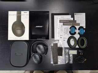 100% Authentic Bose QC35 Quietcomfort Bluetooth wireless noise cancelling