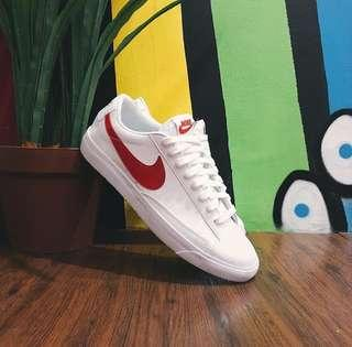 For sale New Nike blazer low PRM Leather 100% Original