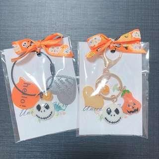 Diy Halloween 🎃 日系吊飾鎖匙扣