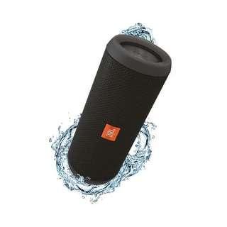 JBL Harman Flip 3 Portable Bluetooth Speaker Black Stealth Edition