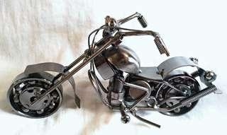 Vintage Iron Motorcycle Crafts