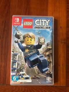 Switch lego city